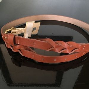 Mossimo Co Womens Brown Belt